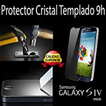 Protector Cristal Templado para Samsung Galaxy S4 Mini i9190