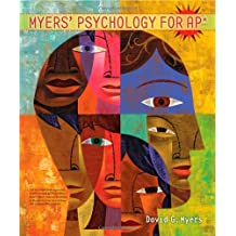 Myers' Psychology for AP* by David G. Myers (2010-12-24)