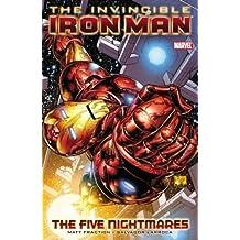 Invincible Iron Man - Volume 1: The Five Nightmares
