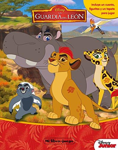 La Guardia del León. Libroaventuras (Disney. La guardia del león) por Disney