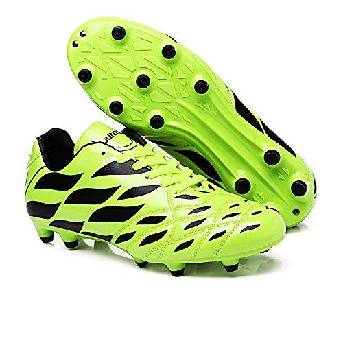 Aleader  Performance, Chaussures de football pour garçon green