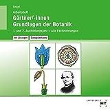 Produkt-Bild: Gärtner/-innen Grundlagen der Botanik - Arbeitsheft mit eingetragenen Lösungen