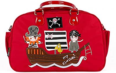 Bolso maternal The pirates Girl con cambiador