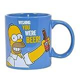 The Simpsons Giant Mug