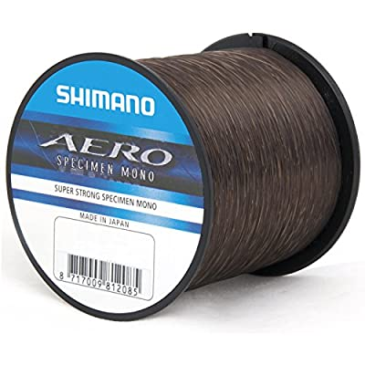 Shimano Aero Specimen QP Fishing Line 2480m 0.24mm 8LB by Shimano UK Ltd