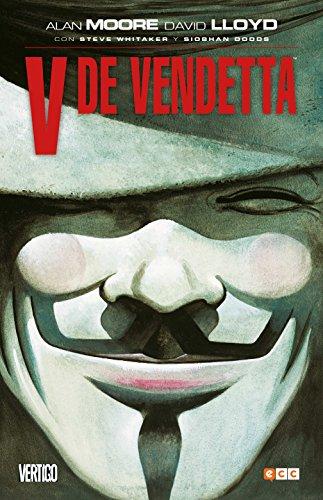 V de Vendetta (Octava edición) por Alan Moore