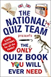 The Only Quiz Book You Will Ever Need (English Edition)...
