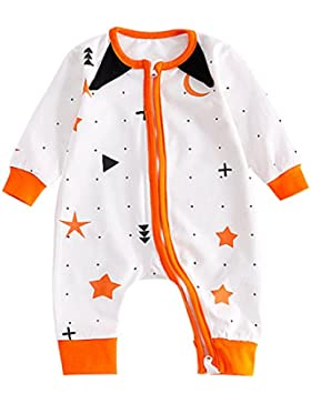 Bebone Baby Strampler Jungen Mädchen Overall Spielanzug Neugeborenen Kleidung