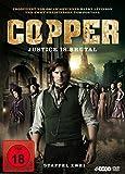 Copper - Justice Is Brutal. Staffel Zwei [4 DVDs]