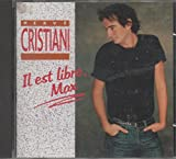 Hervé Cristiani Il est libre Max Réédition 1989