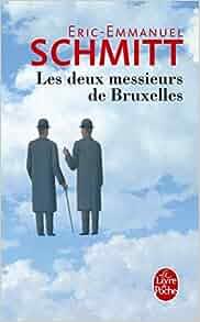 Resultado de imagen de Les deux messieurs de Bruxelles