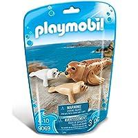 Playmobil 9069 Family Fun Seal with Pups