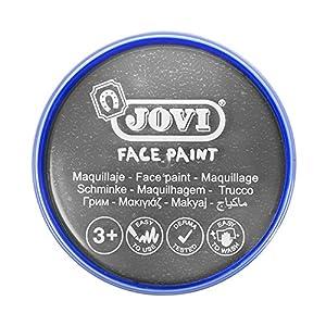 Jovi - Face Paint, Estuche, 5 Botes, 20 ML, Color Plata (17737)