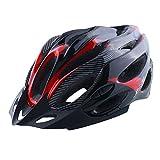WLGREATSP Ajustable Unisex Adulto Hombres Mujeres Carreras Bicicleta Mountain Road Bike MTB Ciclismo Casco de Seguridad Casco - Cómodo, Ligero, Transpirable