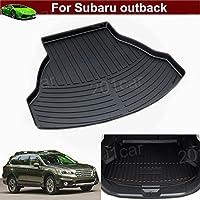 1pcs nuovo tappetino bagagliaio auto in pelle vassoio carico antiscivolo tappetino per bagagliaio posteriore bagagliaio, (Weathertech Cargo Mat)