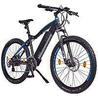 "NCM Moscow 48V 27.5""/29"" Electric Mountain Bike, E-bike Bicycle, 250W Rear Engine, Designer Frame, High Power Li-ion Battery 13Ah 624WH, Mechanical Tektro Disc Brakes, Shimano Altus 21 Speed"