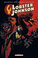 Lobster Johnson T1 - Le Prométhée de fer de Mike Mignola