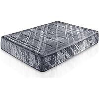 Marckonfort - Colchón Doble Cara Bed Diamond 150X190, 29 cm con Tejido Velour
