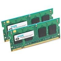 EDGE - DDR2-2 جيجابايت : 2 x 1 جيجابايت - SO DIMM 200