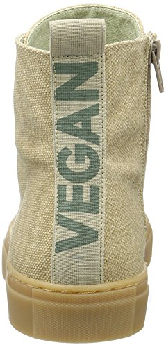 Jonnys Vegan Damen Olivia High-top Beige (beig)