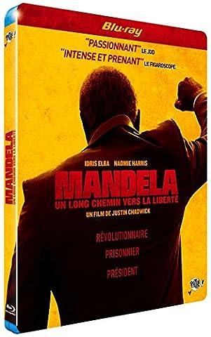 Freedom Blu Ray - Mandela: Un long chemin vers la liberté