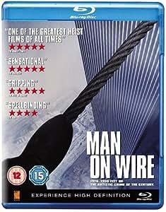 Man On Wire [Blu-ray] [2007]