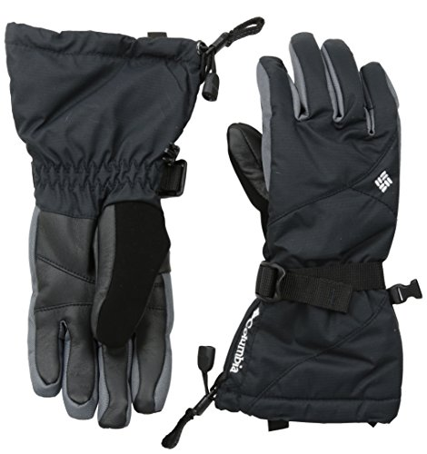 Columbia Women's Torrent Ridge Gloves, Black, X-Large -