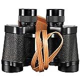 WFYY 8X30 Kompaktfernglas, HD-Profi-Fernglas, Reisekonzert, Sportveranstaltungen, Vogelbeobachtung, Sightseeing für Erwachsene und Kinder, BAK4 Prism FMC-Objektiv