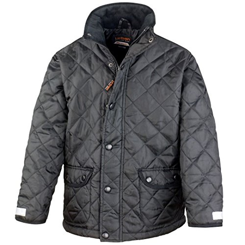 Result Core Junior Urban Cheltenham veste Noir