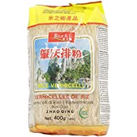 Fideos Vermicelli de Arroz para Cocina Asiática 2 x 400 grs