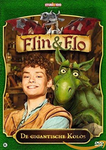 Preisvergleich Produktbild DVD - Flin & Flo - Flin & Flo- De Gigantische Kolos (1 DVD)