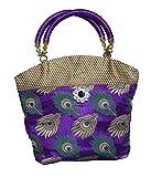 Kuber Industries™ Women Mini Handbag 10*10 Inches in stylish design, Wedding Collection Gift