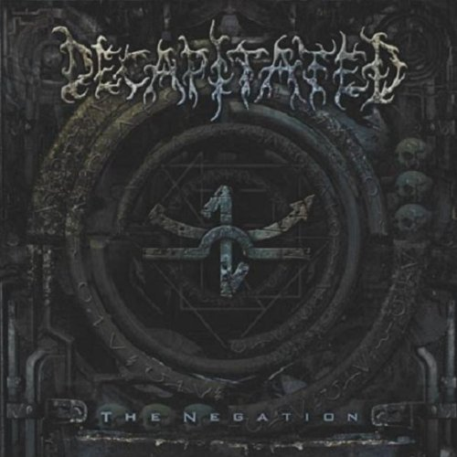 The Negation (Decapitated-cd)
