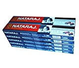 NATRAJ 621 writing Pencils ( Pack of 10 X 10 Pencils)