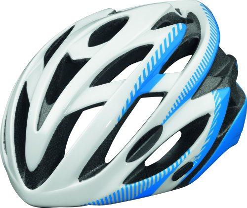ABUS Fahrradhelm S-Force Road, wave blue, 58-62 cm, 58735-1