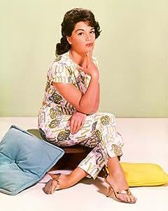 Connie Francis 25x20cm Photo couleur