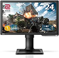BenQ ZOWIE XL2411P 24 Inch 144Hz Esports Gaming Monitor | 1080P 1ms | Black eQualizer & Color Vibrance for Competitive...