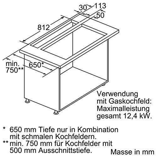 Neff AirDeluxe300 (I99L59N0) / Ausfahrbarer Dunstabzug / 90cm / Edelstahl / Wahlweise Abluft- oder Umluftbetrieb -
