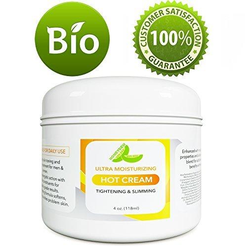 Honeydew Hot Cream Cellulite Treatment Belly Fat Burner For Women And Men - 118Ml
