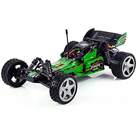 1/12 Brush Motor 390 Rc Cross Country Racing Car