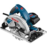 Bosch Professional handcirkelzaag GKS 55+ G (1200 watt, zaagblad Ø: 165 mm, 1x cirkelzaagblad, in doos)