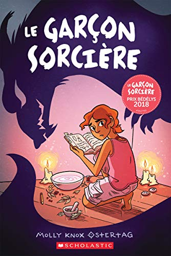 Le Gar?on Sorci?re par Molly Knox Ostertag