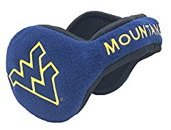 180s West Virginia Mountaineers Behind-the-Head Ear Warmer
