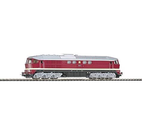 Piko 59752 Diesellok BR 131 DR mit Schneepflug H0
