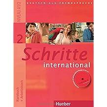 Schritte International: Kursbuch - Und Arbeitsbuch 2 MIT CD Zum Arbeitsbuch