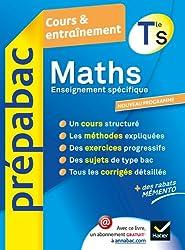 Maths Tle S Enseignement spécifique - Prépabac Cours & entraînement: Cours, méthodes et exercices - Terminale S