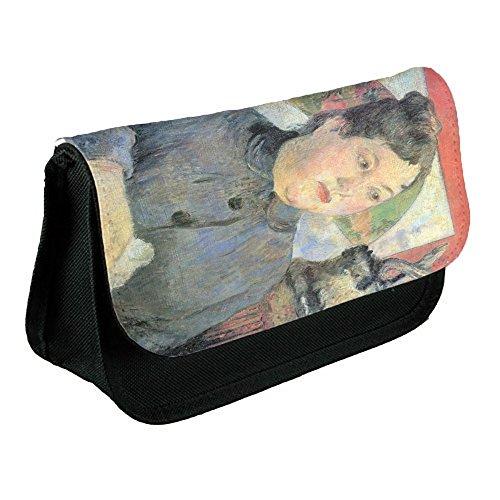 gauguin-madame-kohler-nero-scuola-bambini-sublimazione-di-alta-qualita-polyester-astuccio-matita-cas
