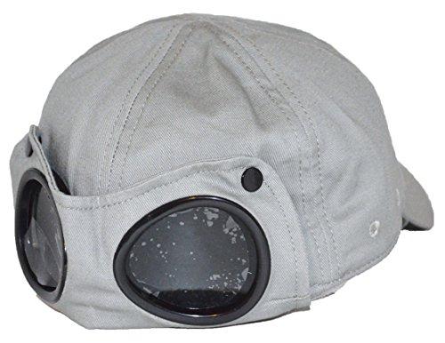CP Company - Gorra de béisbol - para Hombre Beige Piedra Medium 79814d24292