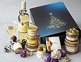 Périgord Produits : Coffret bleu Sapin de Noël