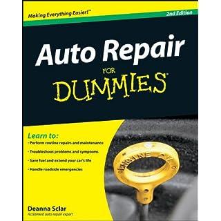 Auto Repair For Dummies (For Dummies (Computer/Tech)) (English Edition)